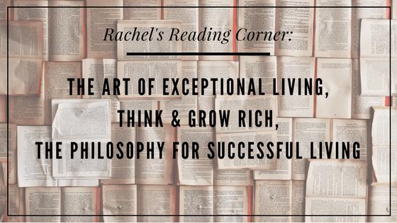 Rachel Krider Reading Corner